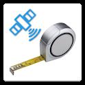 GPSの巻き尺 icon