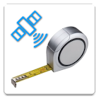 GPS Tape Measure icon