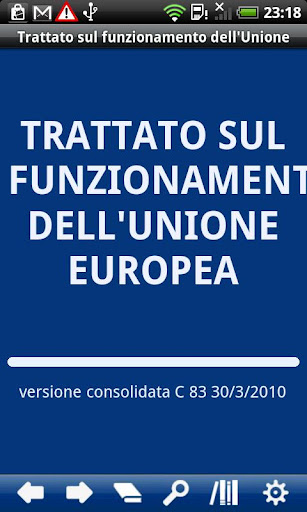 Trattato funzionamento UE