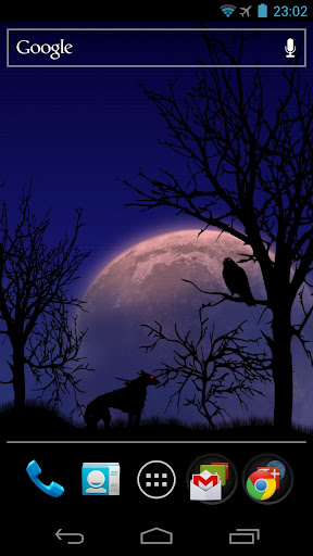 Scary Night LWP