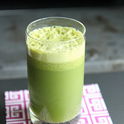 Green Juice (you will drink one of these for morning, lunch and dinner)