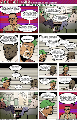 So Powerful - Kevin Garnett and Bill Russell