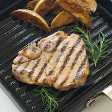 Gluten Free Maple Brined Pork Chops