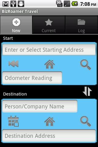 BizRoamer Travel GPS Tracker