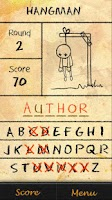 Screenshot of Hangman Free
