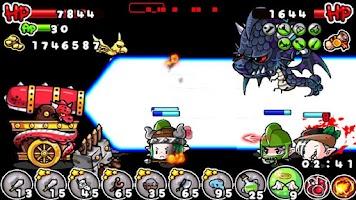 Screenshot of SLG シューティングウォーリアー 無料版