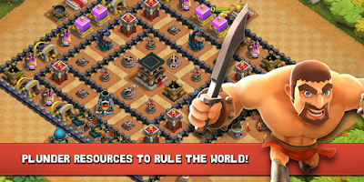 Screenshot of Clash of Spartan