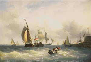 RIJKS: Willem Gruyter (Jr.): painting 1868