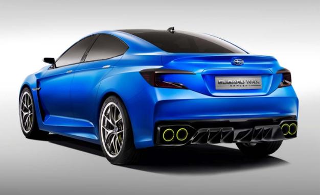Subaru-WRX-concept-backend