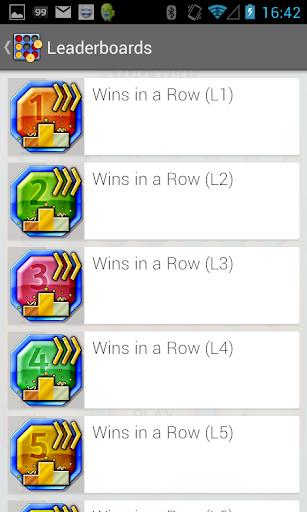 Four In A Line - screenshot