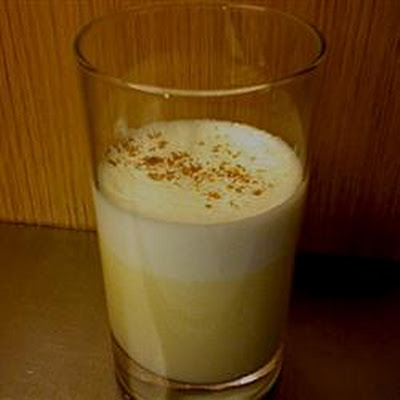 Easiest Egg Nog