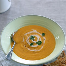 Ashleigh's Winter Goodness Pumpkin Soup
