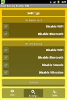 Screenshot of Battery Power Booster - Lite