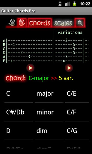 Guitar Chords Pro
