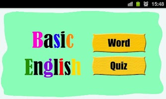 Screenshot of ABC Basic English