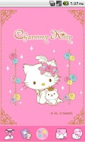 Screenshot of Free Charmmy KittyPrince Theme