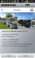 Screenshot of Autohaus HORNUNG