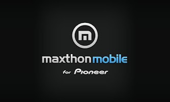 Screenshot of Maxthon Fast Pioneer Browser