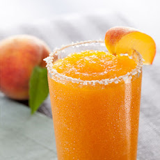 Chic Peach Margarita