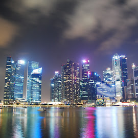 marina bay by Harry Botak - Buildings & Architecture Office Buildings & Hotels