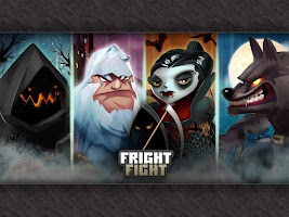 Screenshot of Fright Fight: Platform Brawler