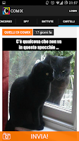 Screenshot of Comix - Se fa ridere è Comix