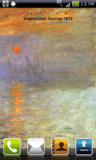 Monet Gallery LiveWallpaper