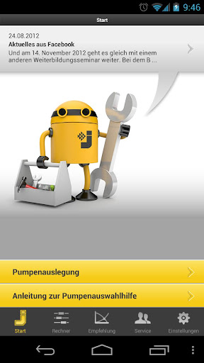 PumpSizer