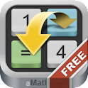 aMathing – completely new & different spin on block match games, you solve math problems to 'match'