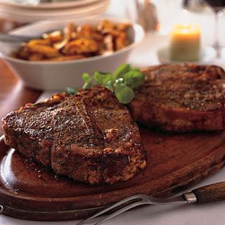 Porterhouse Steak Spices Recipes