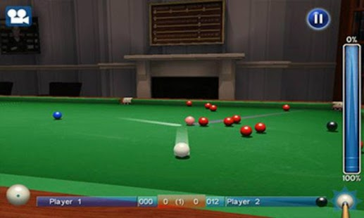 Snooker at Club - screenshot