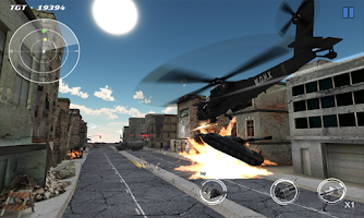 Screenshot of Delta Strike - Aircraft of war