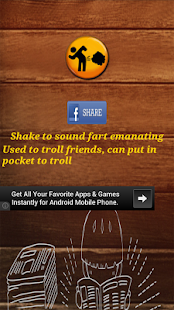 Fart Boom Troll - screenshot