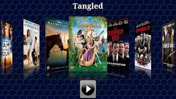 Screenshot of MovieGallery Free
