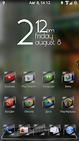 Screenshot of Dream Theme for Next Launcher