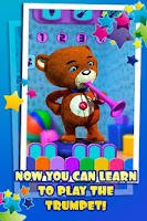 Screenshot of Talking Teddy Bear Free