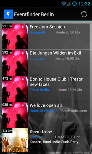 Berlin Events, Parties & Clubs APK