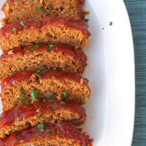 BBQ Turkey Meatloaf