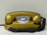 Desk Phones - Western Electric 701B Gold Princess