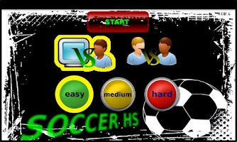 Screenshot of Soccer HS