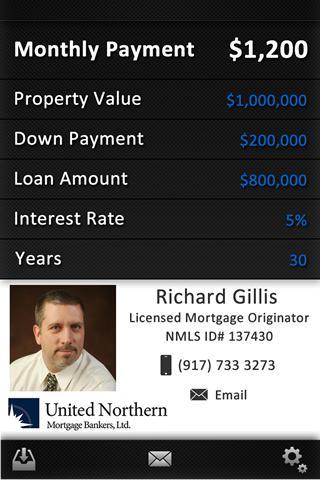 Gillis Mortage Calculator