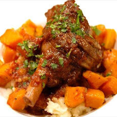 Lamb Shanks With Butternut Squash Recipe