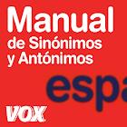 Vox Spanish Language Thesaurus icon