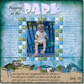 PlayingAtThePark Jodi