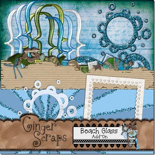 Beach Glass- by GingerScraps-- Add-on