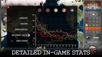 Screenshot of 1941: World War Strategy