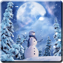 Winter Live Wallpaper HiQ icon
