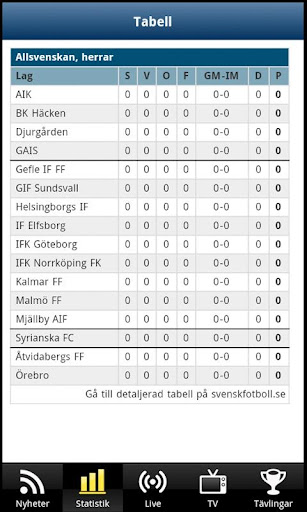 【免費運動App】Fotbollspuls-APP點子