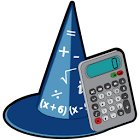Trinomial Factoring Wizard icon