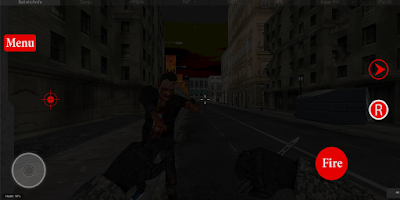 Screenshot of Zombie Apocalypse: Dead 3D